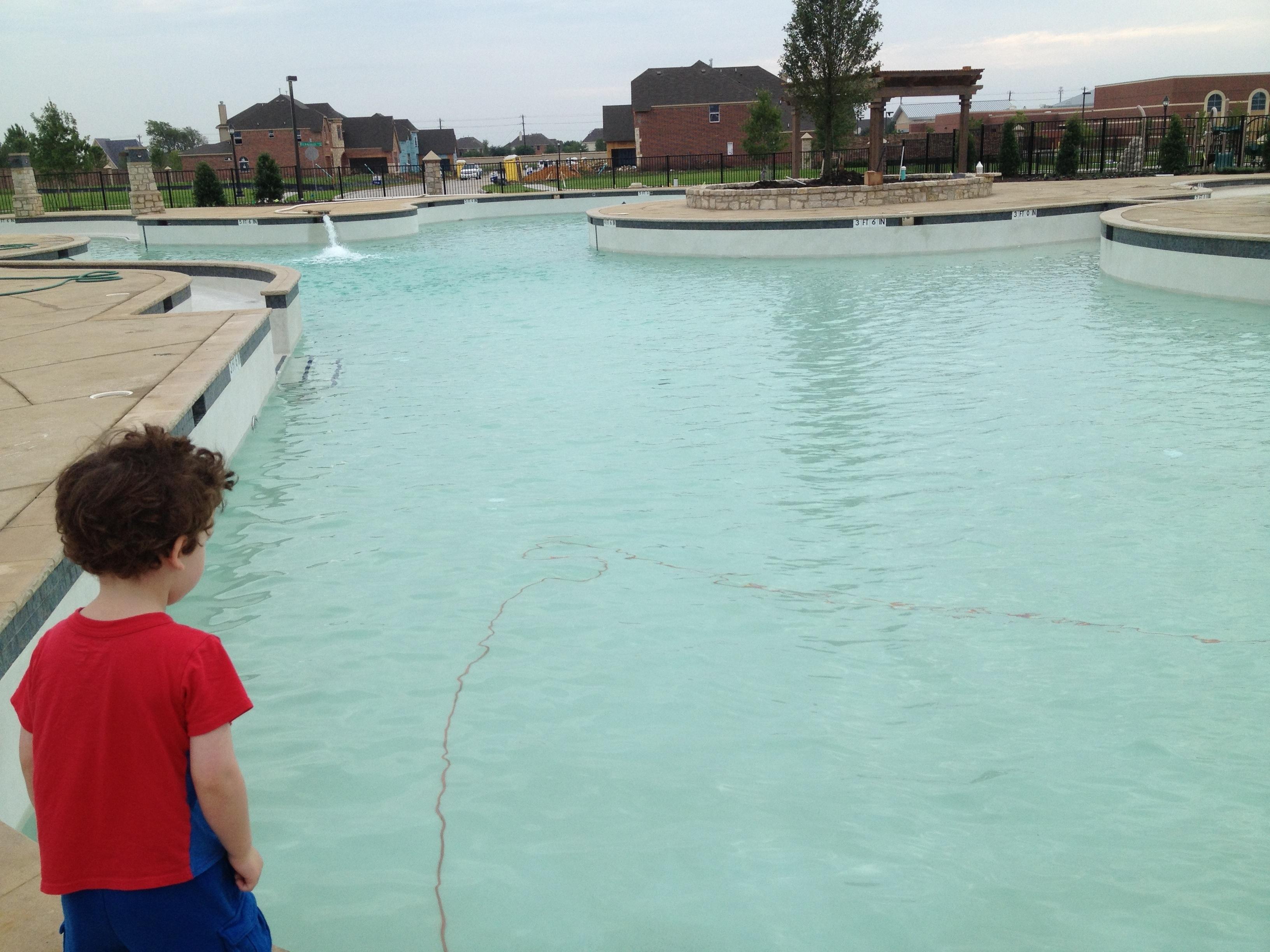 Richwoods Pool In Frisco Has Water Update Frisco Richwoods Lexington Frisco Phillips