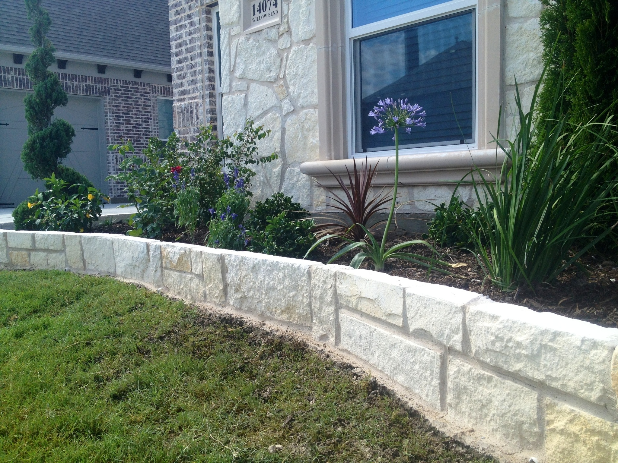 Why Stone Edging Matters.