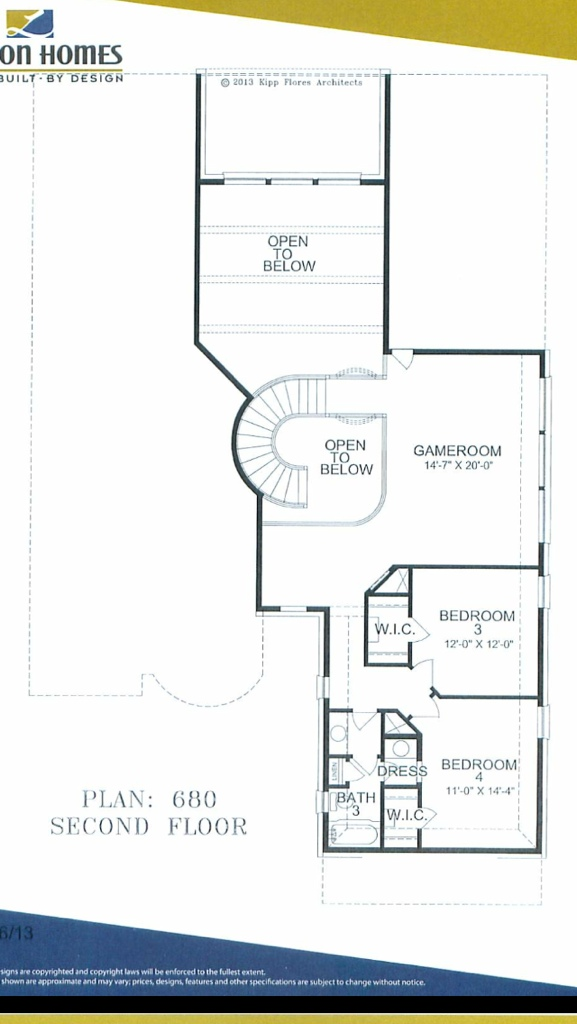 Landon homes at richwoods meadows in frisco introduces for Landon homes floor plans