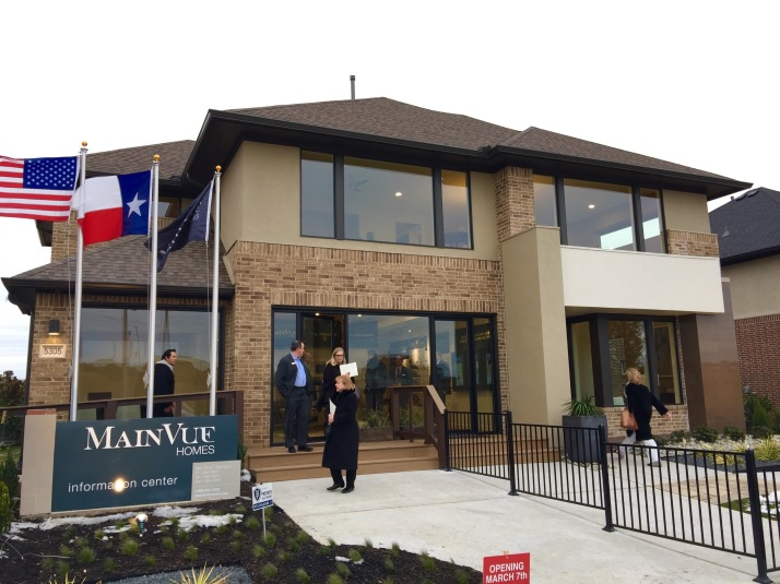 Mainvue Homes At Phillips Creek Ranch Henley Park In