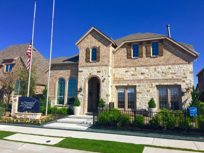 Wow castle hills northeast by american legend homes and for Castle home builders