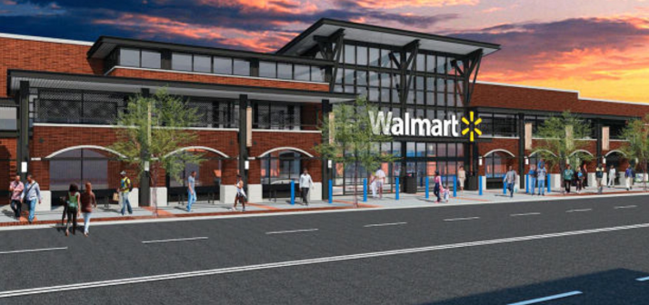 ANNOUNCING Super Walmart At Custer And Highway 121 In East