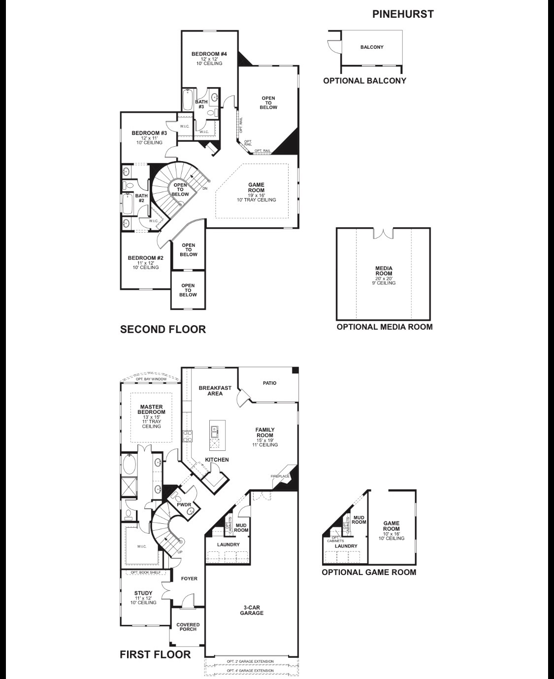 Emory Park In Frisco By Mi Homes Plans To Start Pre Sales Summer Of