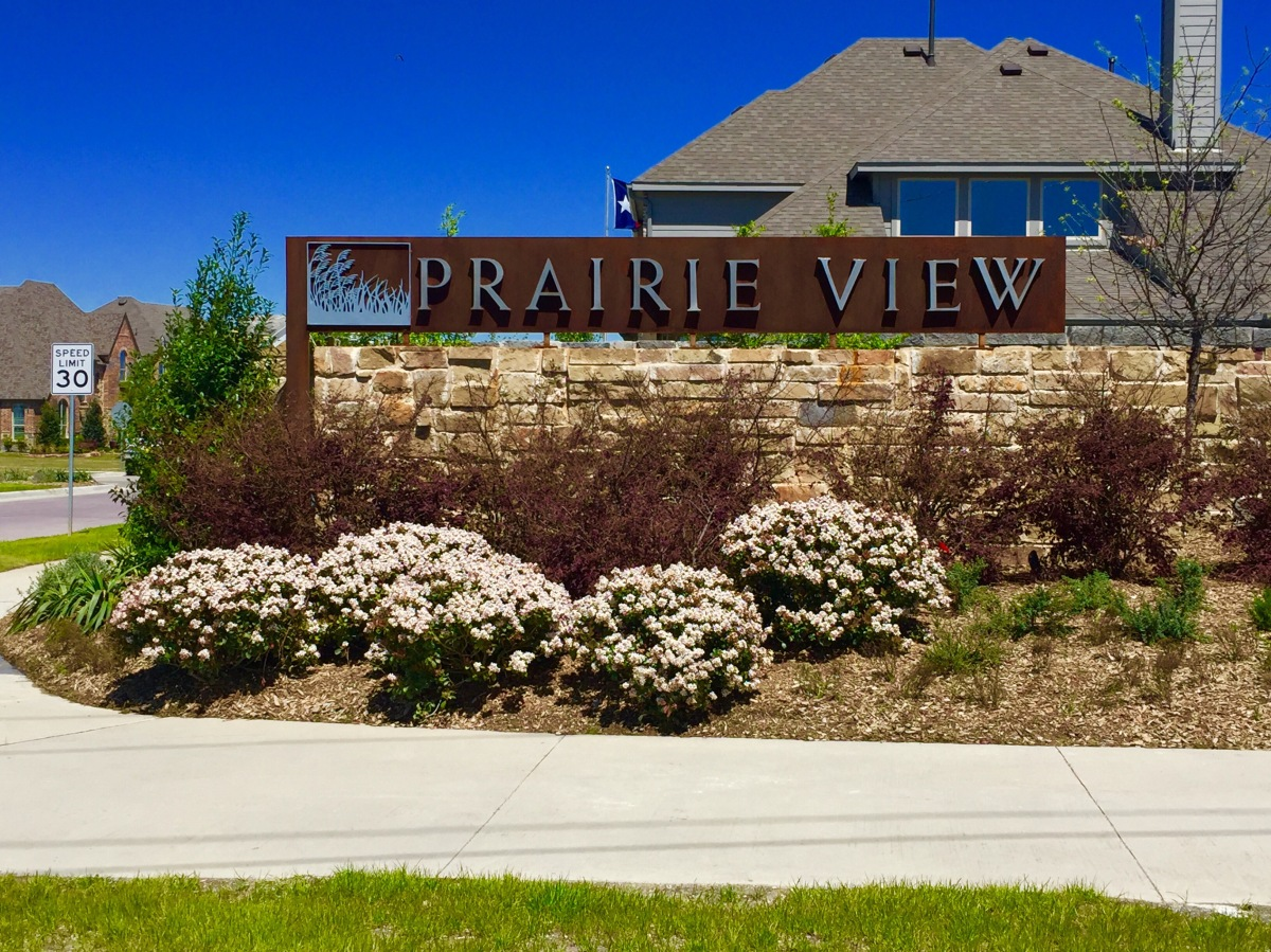 Prairie View In Frisco Update With American Legend Homes