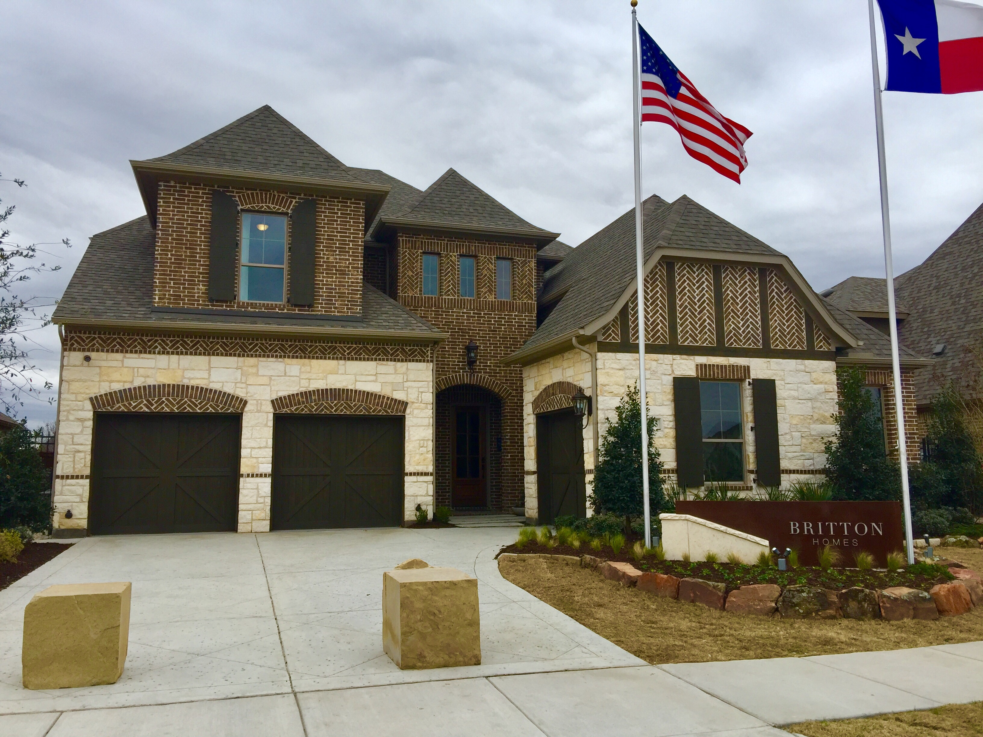 Britton Homes at Hollyhock in Frisco has some amazing opportunities – Britton Homes Floor Plans
