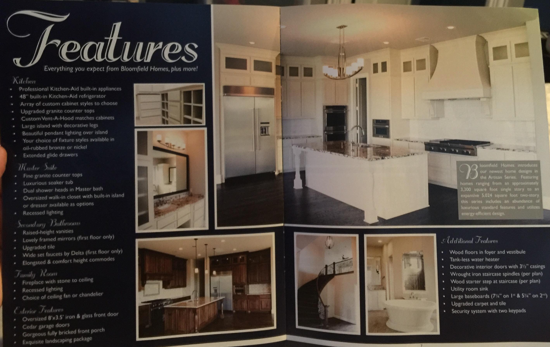 ANNOUNCING Prosper Lake on Preston in Prosper by Bloomfield Homes on – Bloomfield Homes Floor Plans