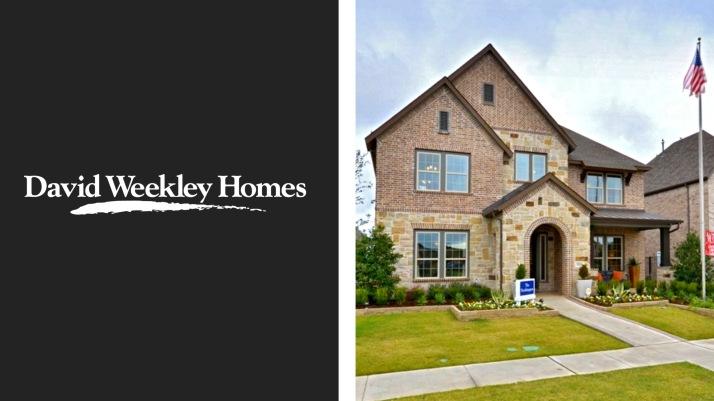 David Weekley Homes Frisco