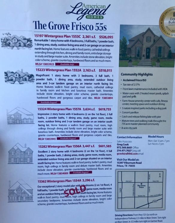 The Grove Frisco